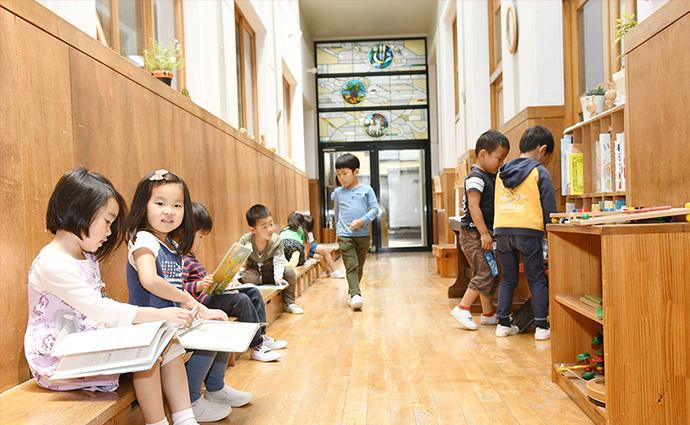 松沢幼稚園_保育室